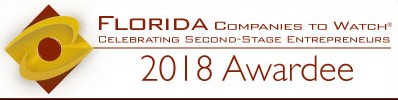 Florida Companies to Watch 2018 Awardee.